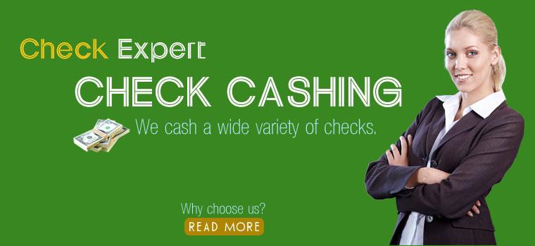 Check Expert Check Cashing